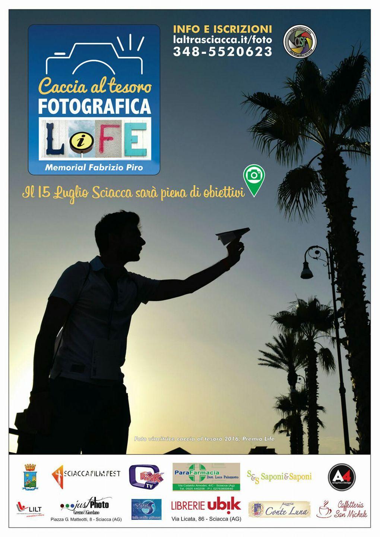 Caccia al tesoro fotografica LIFE memorial Fabrizio Piro: Iscrizioni aperte!!!