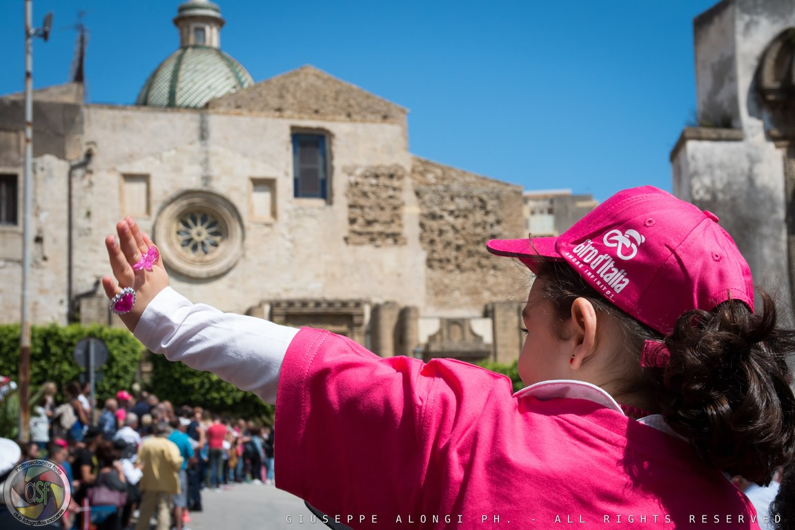 Giro d'Italia a Sciacca: il reportage dei soci de L'AltraSciacca Foto