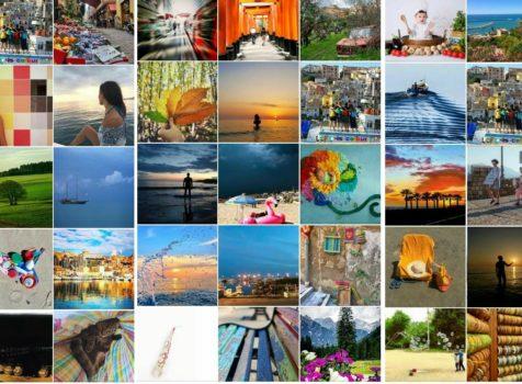"""Chiuse le iscrizioni al Challenge Fotografico Instagram """"LIFE is colour"""""""