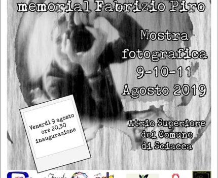 """""""LIFE is contrast – memorial Fabrizio Piro"""" dal 9 al 11 Agosto 2019"""