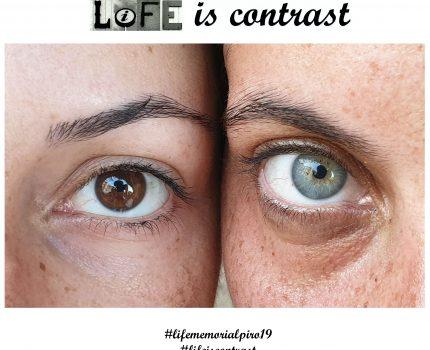 "Al via il Challenge Instagram ""Life is contrast"""