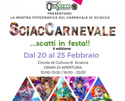 "Torna ""SciacCarnevale…scatti in festa"""