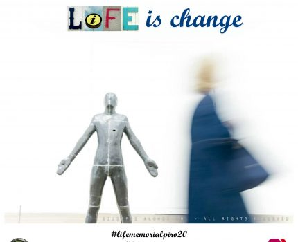 """""""LIFE is change"""", il challenge fotografico 2020 del progetto LIFE memorial Fabrizio Piro"""