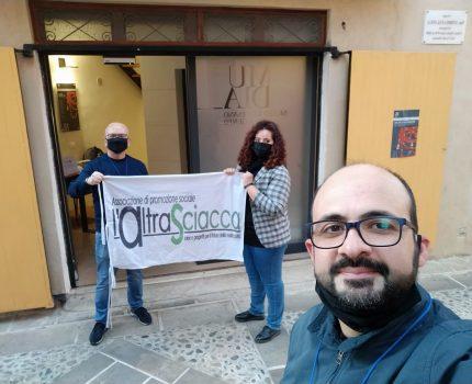 """L'AltraSciacca tra i """"custodi dei beni comuni"""" del Museo Diffuso dei 5 Sensi"""
