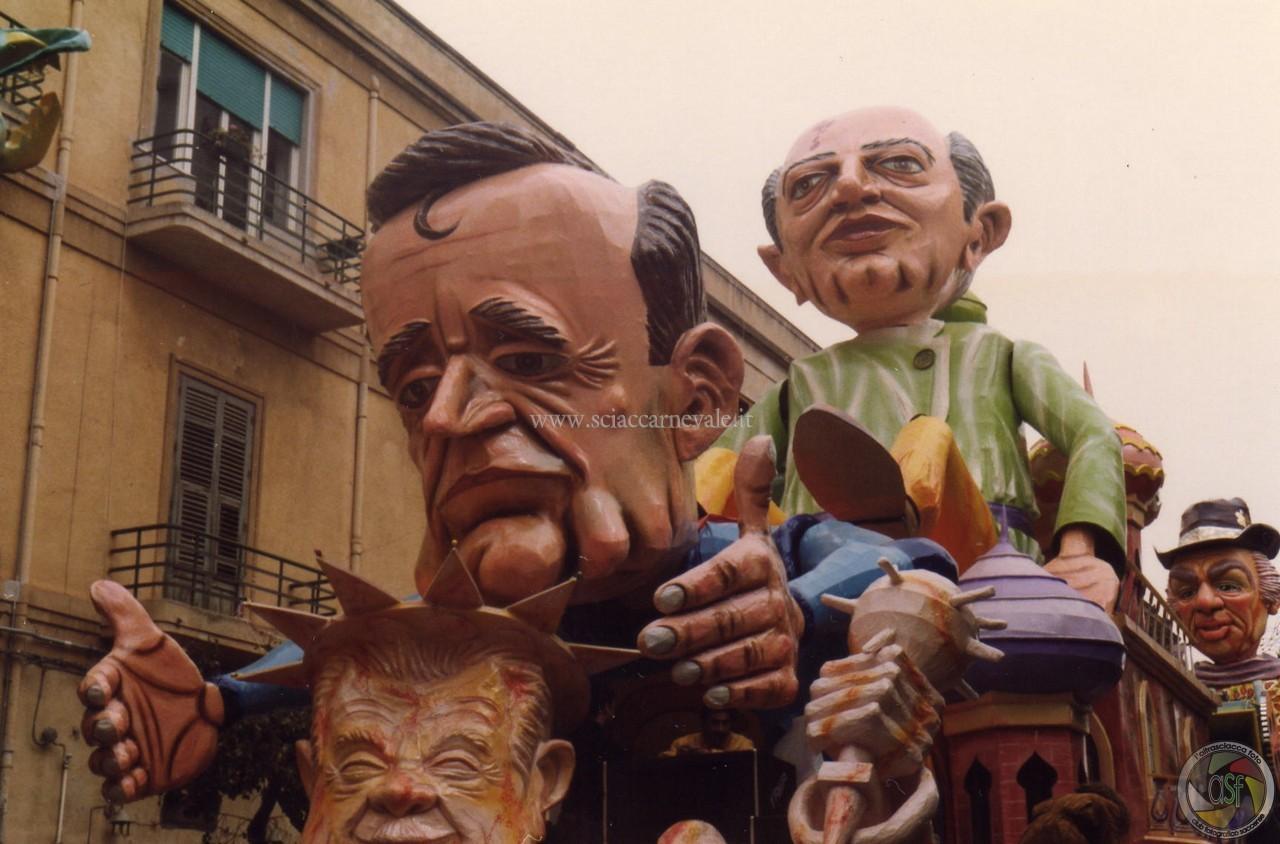 L'AltraSciacca ripercorre il Carnevale di Sciacca attraverso la fotografia