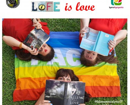 "Challenge Fotografico Instagram ""LIFE is love"""