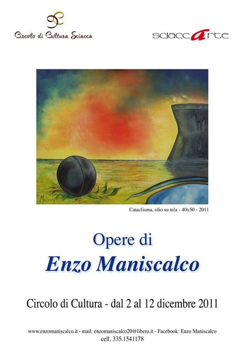 Maniscalco MOSTRA