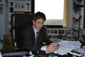 Giovanni Conzo, sostituto procuratore della DDA di Napoli