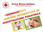 manovre disostruzione pediatrica