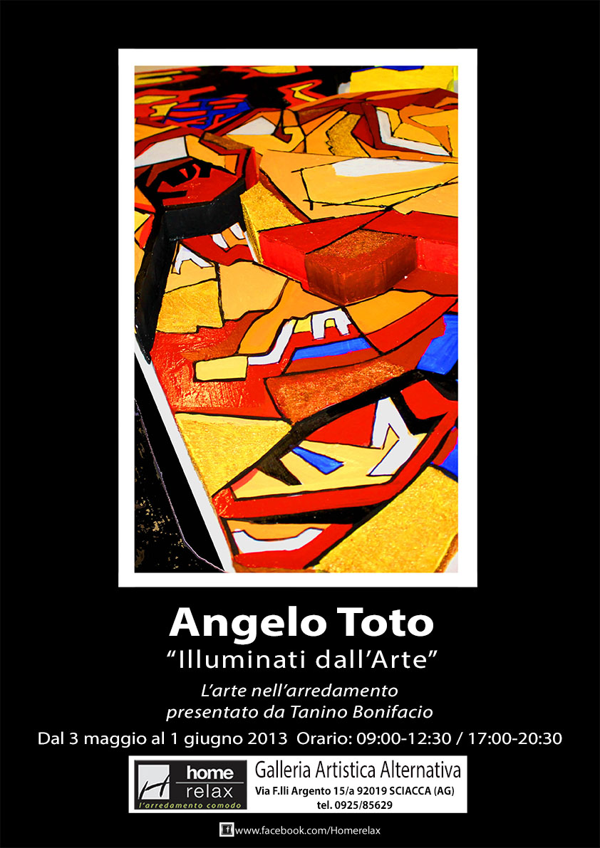 Illuminati dall 39 arte l 39 arte nell 39 arredamento l for Arte arredi sciacca