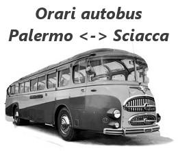 Orari autobus Palermo-Sciacca