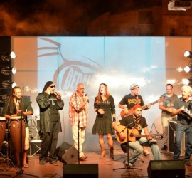 dedalo festival sul palco